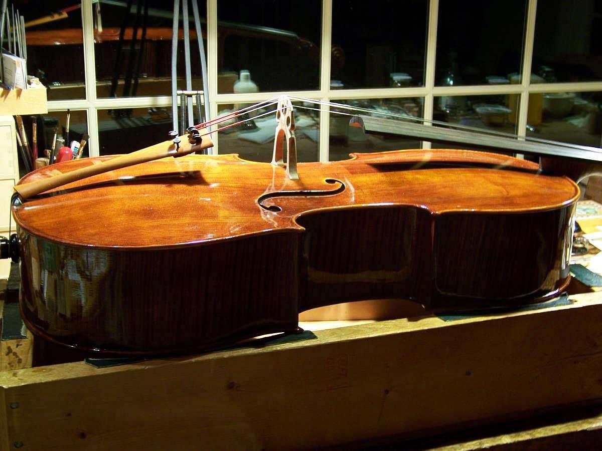 Cello 2007